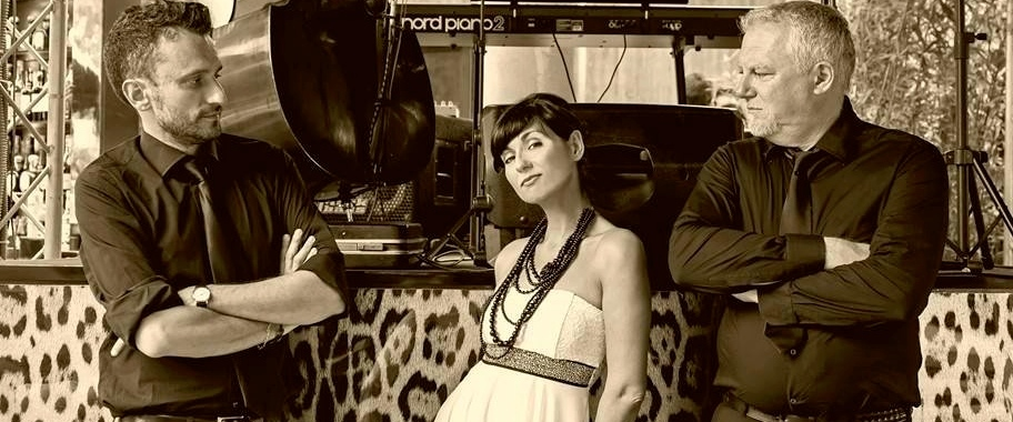 JazzRosina Caruso Trio: Unconventional Wedding!